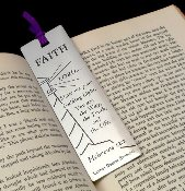 Faith Bookmark